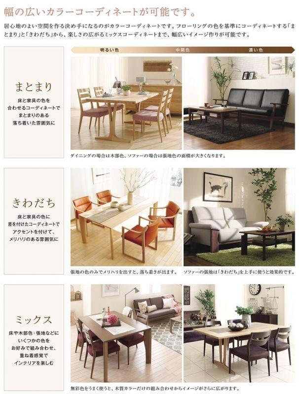 カリモク新横浜ショールームのこだわり3